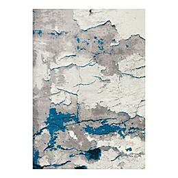 Merrin Area Rug in Blue