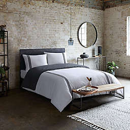 French Connection® Platinum Duvet Cover Set
