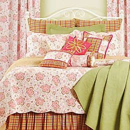 C&F Home™ Chesapeake Sorbet Reversible Quilt Set