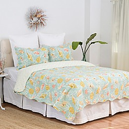 C&F Home™ St. Martin Reversible Quilt Set