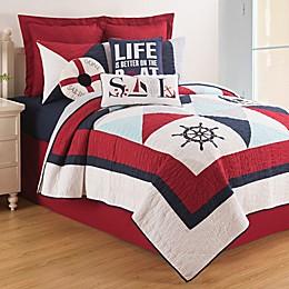 C & F Home Waterborne Quilt Set