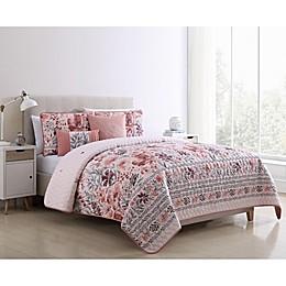 VCNY Home Gracey Reversible Quilt Set