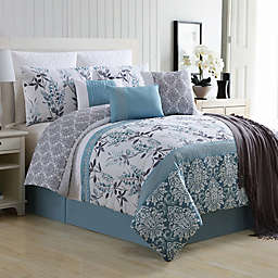 VCNY Home Ashley 10-Piece Comforter Set