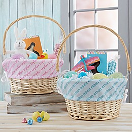Playful Name Personalized Easter Basket