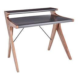 LumiSource® Archer Desk in Grey