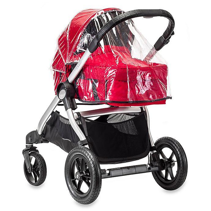 Alternate image 1 for Baby Jogger® City Select® Bassinet Rain Canopy Single