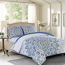 Heather Medallion Bedding Collection