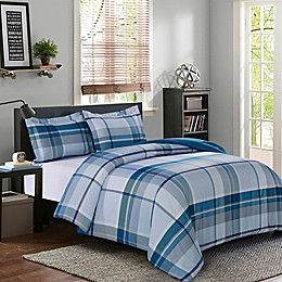 Griffin Plaid Bedding Collection
