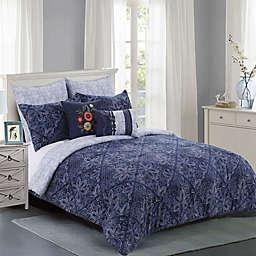 Kobe Reversible Comforter Set