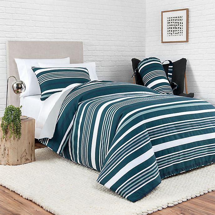 Alternate image 1 for Laundry by SHELLI SEGAL® Huntington Reversible Comforter Set