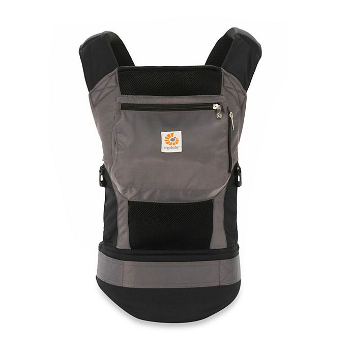 Ergobaby Performance Collection Baby Carrier In Charcoal