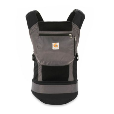 Ergobaby™ Performance Collection Baby Carrier in Charcoal Black ...