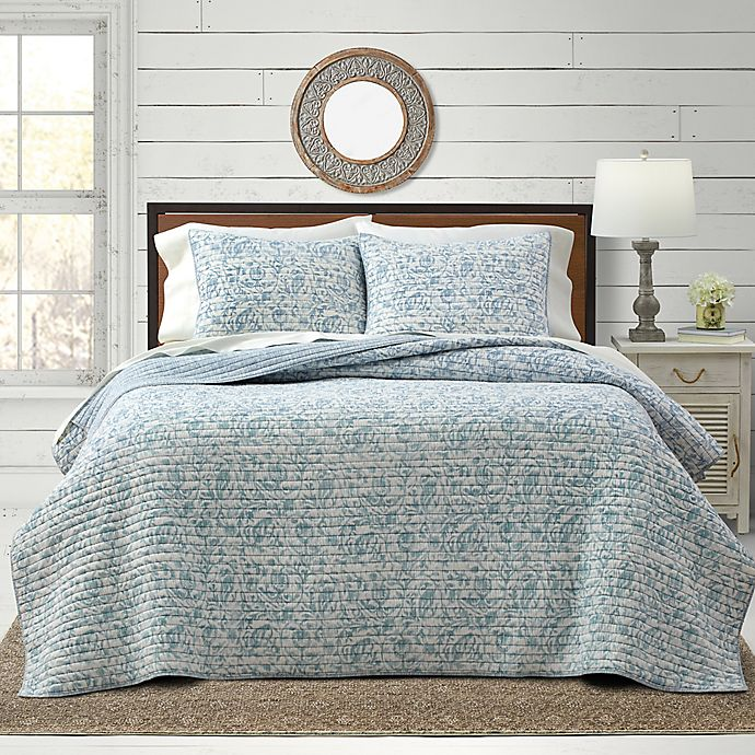 Alternate image 1 for Bee & Willow™ Home Eden Cotton Gauze Bedding Collection