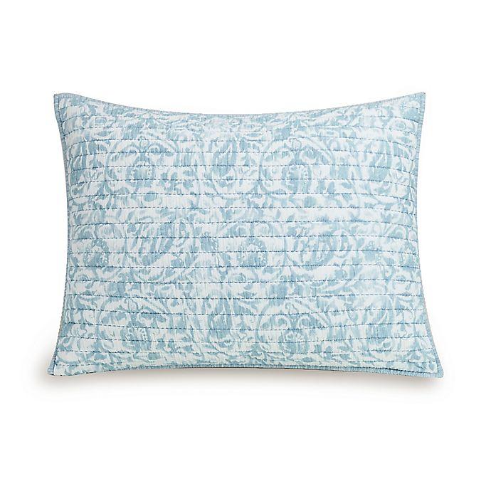 Alternate image 1 for Bee & Willow™ Home Eden Cotton Gauze Pillow Sham
