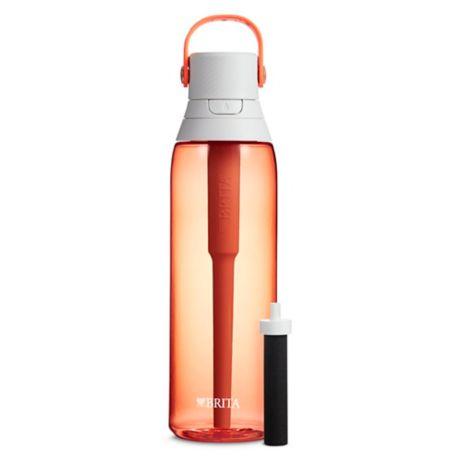 living solutions 26 oz BPA Free bottle blue NEW
