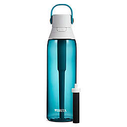 Brita® Premium 26 oz. Filtering Water Bottle in Sea Glass