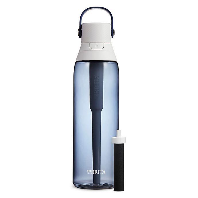 Alternate image 1 for Brita® Premium 26 oz. Filtering Water Bottle