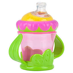 Nuby™ Two-Handle 7 oz. Flower Child No-Spill Cup