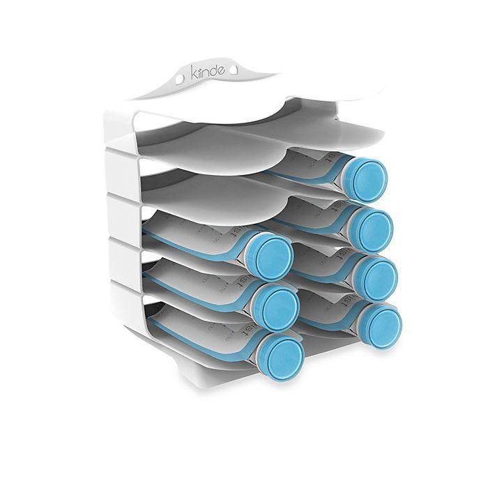 Alternate image 1 for Kiinde™ Keeper™ Breastmilk Storage Bag Organizer