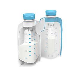 Kiinde™ Twist Pouch 40-Count 6 oz. Direct-Pump Breastmilk Storage Pouches