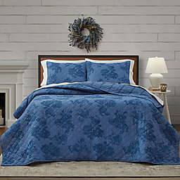 Bee & Willow™ Crystal Rose Reversible Quilt