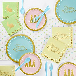 Creative Converting™ Golden Easter Party Kit Collection