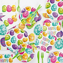 Creative Converting™ Easter Eggs Party Kit Collection