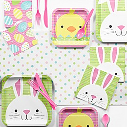 Creative Converting™ Easter Bunny & Chick Party Kit Collection
