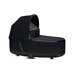Cybex Priam Lux Carry Cot in Premium Black