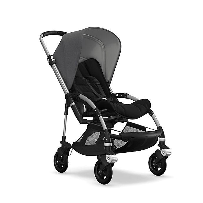 Alternate image 1 for Bugaboo Bee5 Complete Stroller in Grey Melange