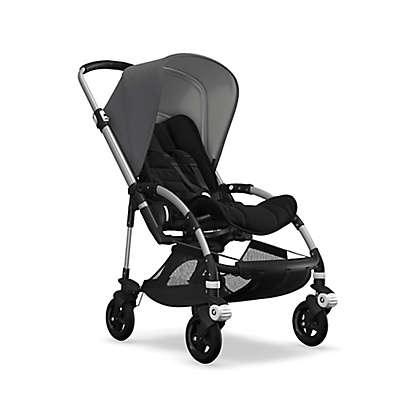 Bugaboo Bee5 Complete Stroller in Grey Melange