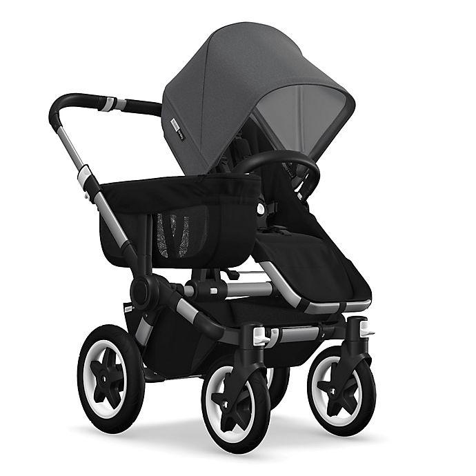 Alternate image 1 for Bugaboo Donkey2 Complete Stroller Set in Grey Melange