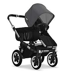 Bugaboo Donkey2 Complete Stroller Set in Grey Melange