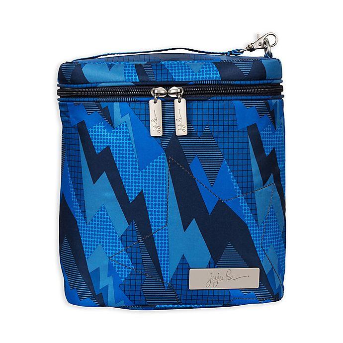 Alternate image 1 for Ju-Ju-Be® Fuel Cell Bottle Bag in Blue Steel