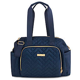Fisher-Price® Quilted Tote Diaper Bag in Navy