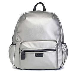 Babymel Luna Faux Leather Diaper Backpack