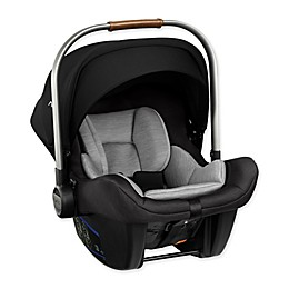 Nuna® Pipa™ Lite Infant Car Seat in Cavier Black/Grey