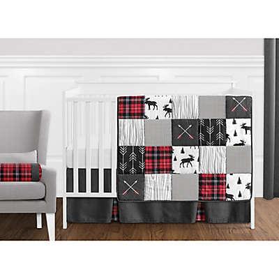 Sweet Jojo Designs® Rustic Patch 11-Piece Crib Bedding Set