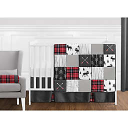 Sweet Jojo Designs® Rustic Patch Crib Bedding Collection