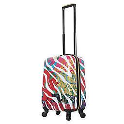 Halina Bee Sturgis 20-Inch Hardside Spinner Carry On Luggage