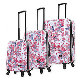 Halina Car Pintos Fly Hardside Spinner Luggage Collection