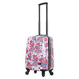 Halina Car Pintos Fly 20-Inch Hardside Spinner Carry On Luggage