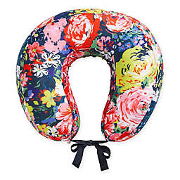 Bando Flower Shop Getaway Travel Pillow