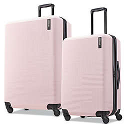 American Tourister® Stratum XLT Hardside Spinner Checked Luggage