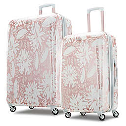 American Tourister® Moonlight Hardside Spinner Checked Luggage