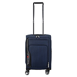 Solite Excursionist 22-Inch Expandable Spinner Carry On Luggage