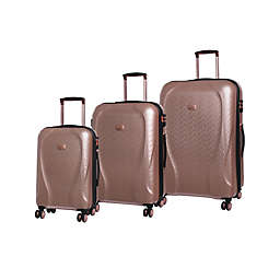it Girl Sparkle Hardside Spinner Luggage Collection