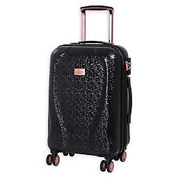 it Girl Sparkle 21-Inch Hardside Spinner Carry On Luggage