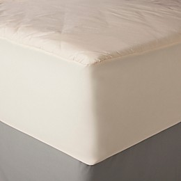 AllerEase Naturals Organic Cotton Waterproof Mattress Pad