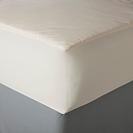 AllerEase® Naturals Organic Cotton Top Cover Mattress Pad